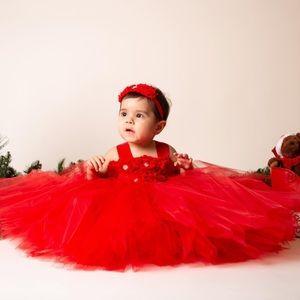 Beautiful Flower Girl / Tutu Style Dress